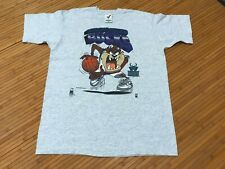 Xl - Vtg 1994 Milwaukee Bucks Nba Taz Devil Looney Tunes Single Stitch T-shirt