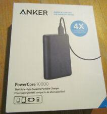 Anker Powercore 10000 Portable Power Bank Black