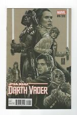 Darth Vader (Marvel 2015) #15 (2016) Mark Brooks Sketch Variant (NM) Star Wars