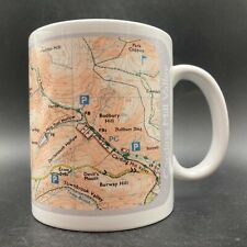 More details for shropshire carding mill valley map ceramic mug