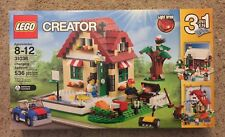 LEGO Creator Changing Seasons 3-in-1 Set (31038) -  * NEW SEALED NIB *