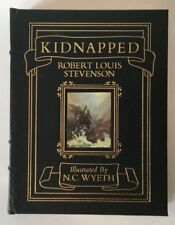 Easton Press Kidnapped Robert Louis Stevenson Nc Wyeth