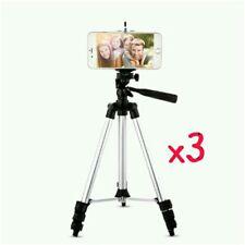 * 3x Weifeng WT3110A 3-Way Pan Tilt Tripod Compact Stand Phone  Camera 71:15