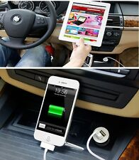 High Quality Universal  USB Car Charger For Mobile Phones Tablet PC