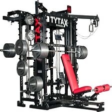 TYTAX® T1-X ULTIMATE HOME MULTI GYM MACHINE EQUIPMENT GARAGE FREE WEIGHT BENCH