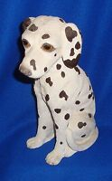 Vintage Harvey Large Dalmatian Figure Statue Very Heavy