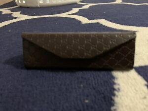Gucci Brown Glasses Case - Trifold