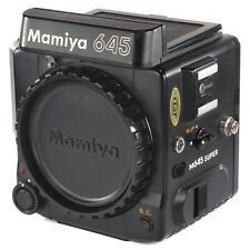 Mamiya M645 Super Body Only / 6x4.5 Medium Format Film SLR Camera