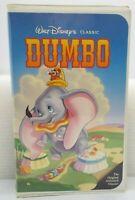 Dumbo VHS 1998 Black Diamond Clamshell Walt Disney's Classic TESTED