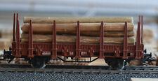Ladegut Holz, Stämme Naturholz ca. 85 mm lang Ø 4,00 - 7,00 mm, 20 Stück