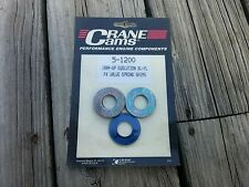Crane Performance Valve Spring Shims for Harley 1984-Latr CLEARANCE was $28 +S/H