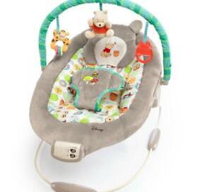 Disney Baby Winnie Puuh Wippe Baby Schaukel Sitz Liege Spielbogen Babywiege