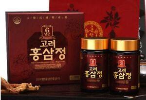 KOREAN 6 Years Root Red ginseng Extract Royal Gold 250ml 2EA(17.6 oz) Saponin