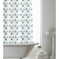 Nautical Sails PEVA Shower Curtain