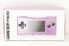 Gameboy Micro Purple Color VERY RARE!