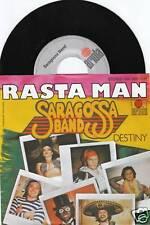 Saragossa Band Rasta Man 45/ger/pic