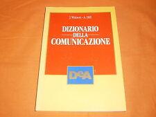 j. watson-a. hill,dizionario della comunicazione dea 1989