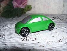 MATCHBOX GREEN VOLKSWAGON BEETLE MINI MATTEL 1999 VW