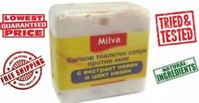 Anti Acne Herbal Soap With Calendula (marigold) Extract and Leaves Natural 60g