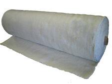 """Ceramic Fiber Cloth - w/glass insert 1/8"""" x 36"""" x 50' (50 sq.ft/Roll) 2300F"""