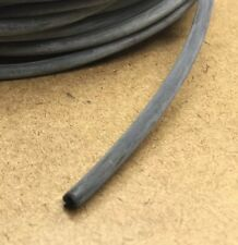 """10 ft Rubber Vacuum Tubing/Hose For Player Piano Tracking Bar 9/64""""ID, 1/32""""wall"""