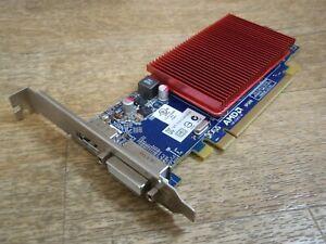 K6HDT Dell AMD Radeon HD6450 1GB PCIE DVI DisplayPort Video Graphics Card
