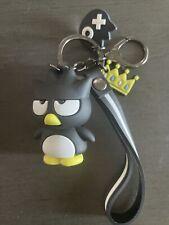 Cute Sanrio Characters badtz maru Penguin keychain