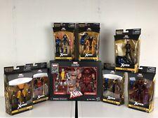 Marvel Legends Apocalypse baf Wave; Sealed, Nib, Sabertooth, w/Juggernaut 2 Pack