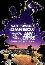 NATE POWELL'S OMNIBOX - POWELL, NATE - NEW PAPERBACK BOOK