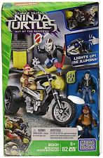 Mega Bloks Teenange Mutant Ninja Turtles: Out of The Shadows Bebop Moto Attack