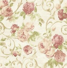 Essener Tapete Italian Life 20550 fiori ornamento Carta da parati in tessuto non