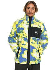NEW QUIKSILVER™  Mens Originals Polar Fleece Jacket Fleece Top
