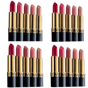 Revlon Super Lustrous Lipstick NEW SEALED Choose your shade