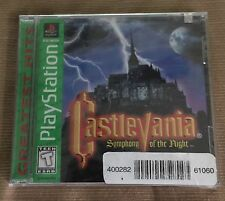 Castlevania: Symphony of the Night PS1 Playstation 1 Brand New Factory Sealed!