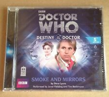 Doctor Who - Smoke And Mirrors Audio Book Cd Tim Beckman Brand New Sealed!!