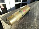 VTG FYR-FYTER Super Model Brass Fire Extinguisher Empty