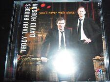 Teddy Tahu Rhodes / David Hobson You'll Never Walk Alone Deluxe CD - Like New