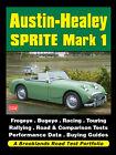Austin-Healey Sprite Mark I Road Test Portfolio book paper car