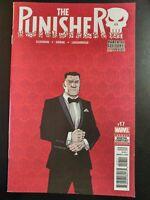 PUNISHER #17 (2017 MARVEL Comics) ~ VF/NM Comic Book