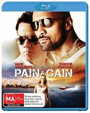Pain and Gain 2013 Mark Wahlberg Blu-ray