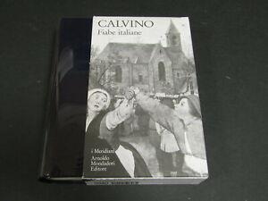 Calvino Italo. Fiabe italiane. Mondadori. 2006. MERIDIANI