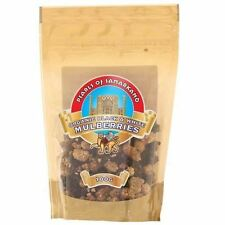 Pearls of Samarkand Organic Black & White Mulberries 100g