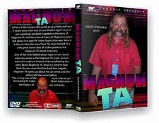 Magnum T.A. Shoot Interview Wrestling DVD, NWA WCW Mid-Atlantic Crockett TV