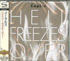 Eagles-hell Freezes Over-japan Shm-cd E50