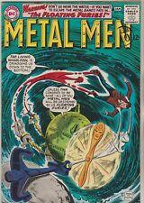 \ DC COMICS METAL MEN #11 F ///