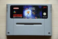 SNES-Another World for Super Nintendo