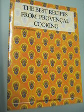 The Best Recipes from Provençal Cooking, by Christian Etienne, French Recipes