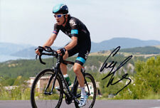 Geraint Thomas - Autographed - Signed 8X12 inches Cycling Sky Team Photo
