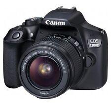 Cámaras digitales réflex Canon EOS 1300D