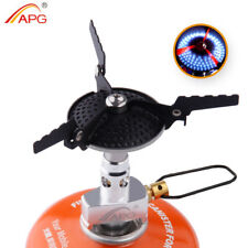 Portable Folding Mini Camping Stove Outdoor cookware 70g Pocket Cooking Burner